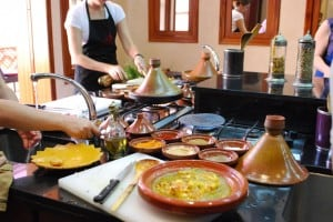 Indagare Tour: Moroccan Cooking Class