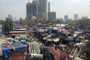 Dhobi Ghat Laundry District