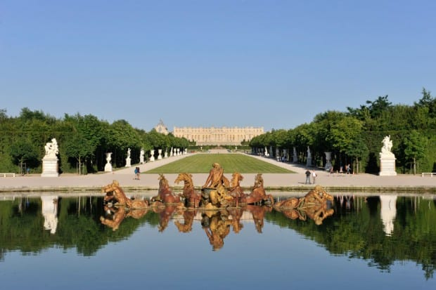 Versailles, photo by Christian Milet