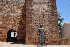 Silves Moorish Castle