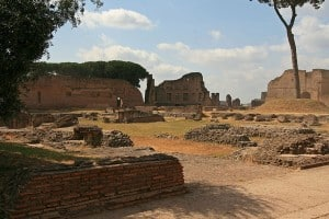 Palatine Hill / The Forum