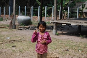 Indagare Tours: Connecting with Cambodian Country People