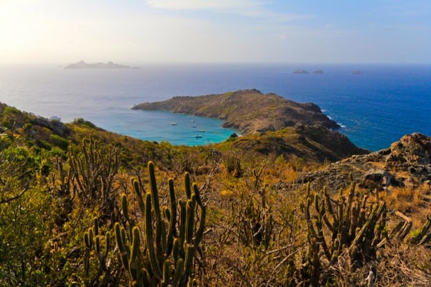 Sea View - Best Hikes , St. Barth's, Caribbean