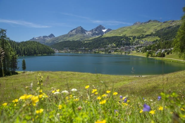 Engadin Valley Hiking