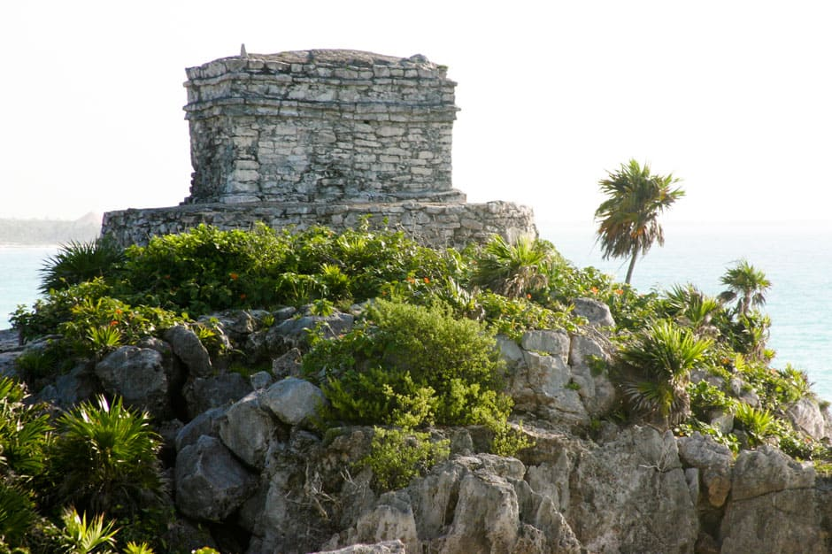 Tulum Archeological Site (Mayan Ruins)
