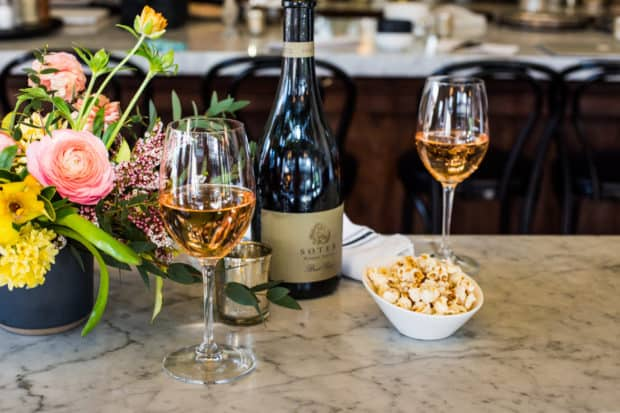 The Champagnes and snacks that have made The Riddler San Francisco so popular will soon grace the streets of Manhattan (this October). Photo courtesy of The Riddler.