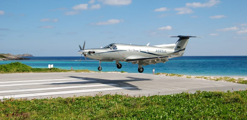 Direct Flights to the Caribbean