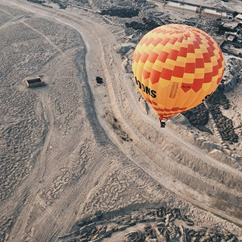 indagare departures luxor hot air balloon