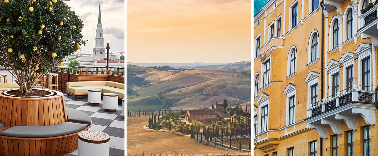 Where to Go Next: Best Places to Travel in October