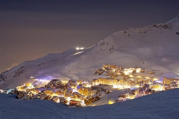 Val Thorens: An Adventure Destination in the French Alps