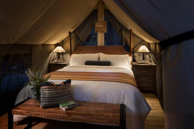 Glamping at Ventana, Big Sur, California - Indagare Review