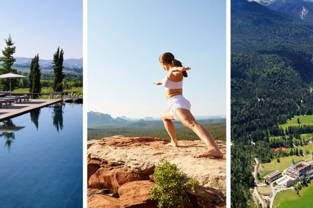 The 16 Best Wellness Escapes