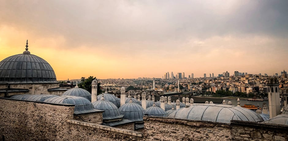 Why Go Now: Istanbul