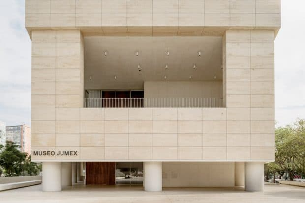 The Museo Jumex in Mexico City.