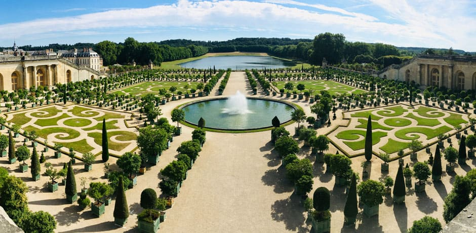 Versailles, France. Courtesy Armand Khoury.