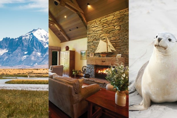 Homes Away From Home: Lodges