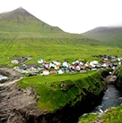 faroe islands landscape