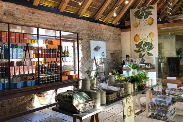 The Farm Shop at Babylonstoren, South Africa