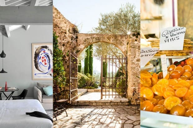 Classic Provence Itinerary