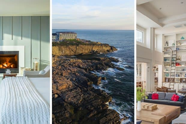 First Look: Cliff House, Maine