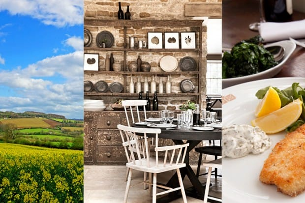 Cotswolds: Look Local