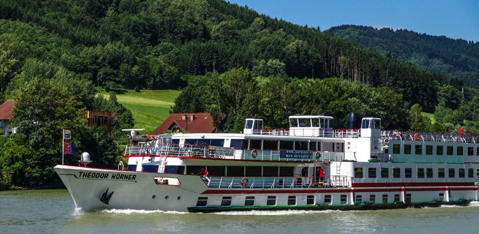 River Cruising: Easy on the Body, a Workout for the Soul