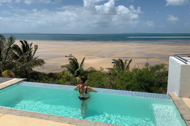 Relaxing in Mozambique, Courtesy Indagare