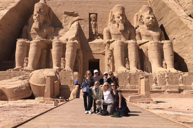 Indagare's November Insider Journey to Egypt on a tour of the Abu Simbel temples