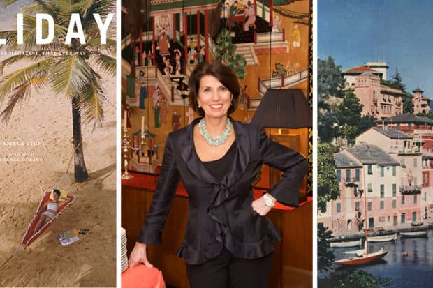 "Indagare Insider: Travel Editor Pamela Fiori on Her New Book ""Holiday: The Best Travel Magazine That Ever Was"""