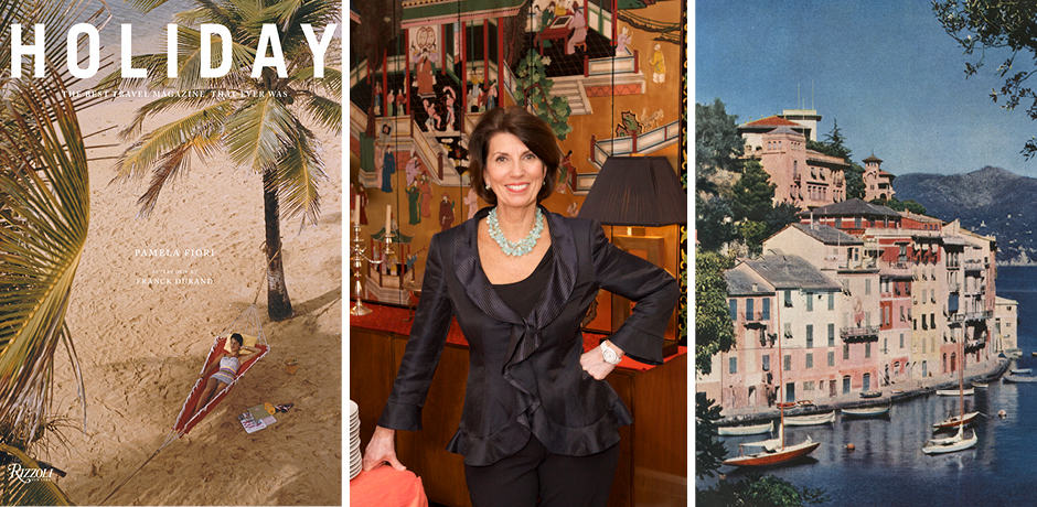 """Indagare Insider: Travel Editor Pamela Fiori on Her New Book """"Holiday: The Best Travel Magazine That Ever Was"""""""