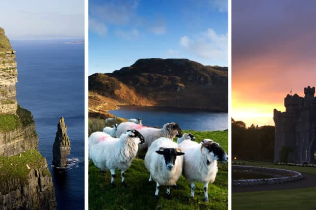 Discovering Ireland's Majesty