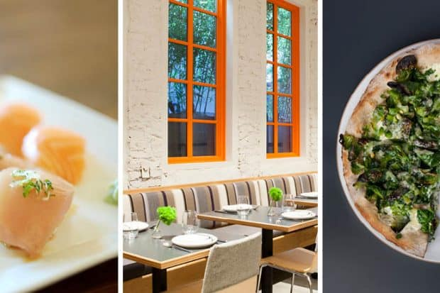 The Top 10: New NYC Restaurants