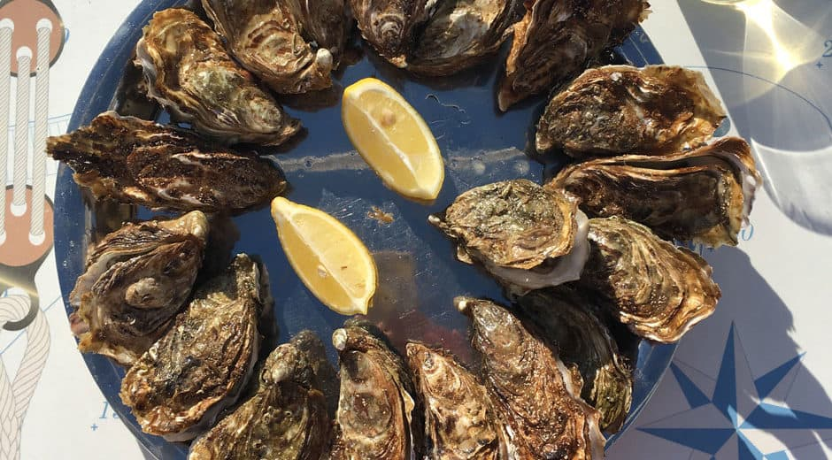 Indagare Tour: Oysters