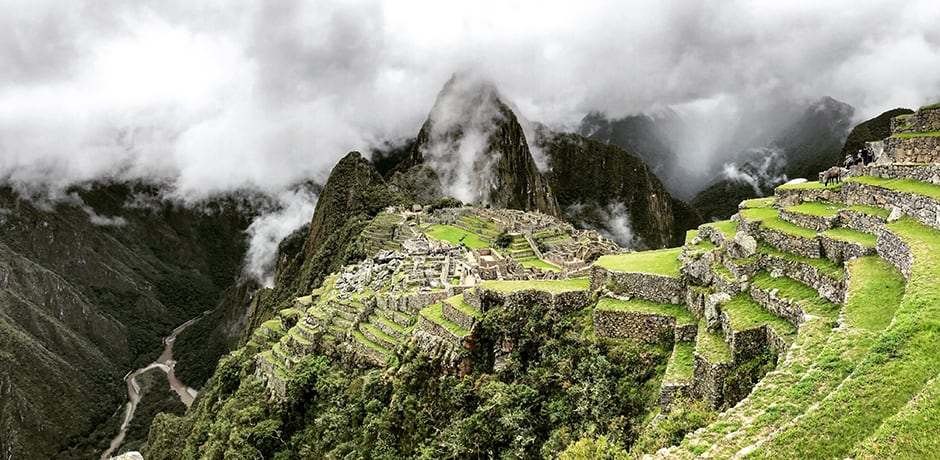 Machu Picchu, courtesy Jeremiah Berman