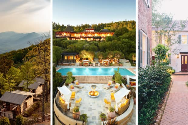 Indagare Picks: The Most Romantic Hotels in the U.S.