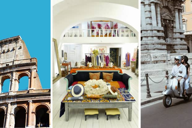 Indagare Insiders: Rome's Top Independent Designers Share Their City Secrets