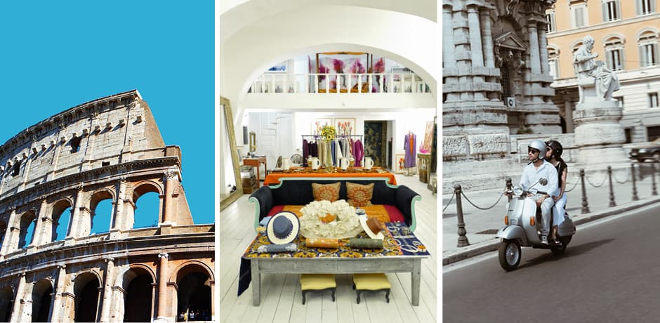 Rome Designers And Shop Owners Share Their Tips For Shopping