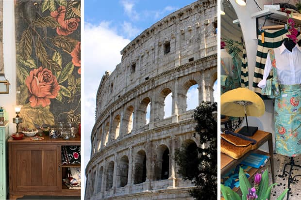 Shopping with a Teen in Rome in 2019: Where to Go, What to Buy
