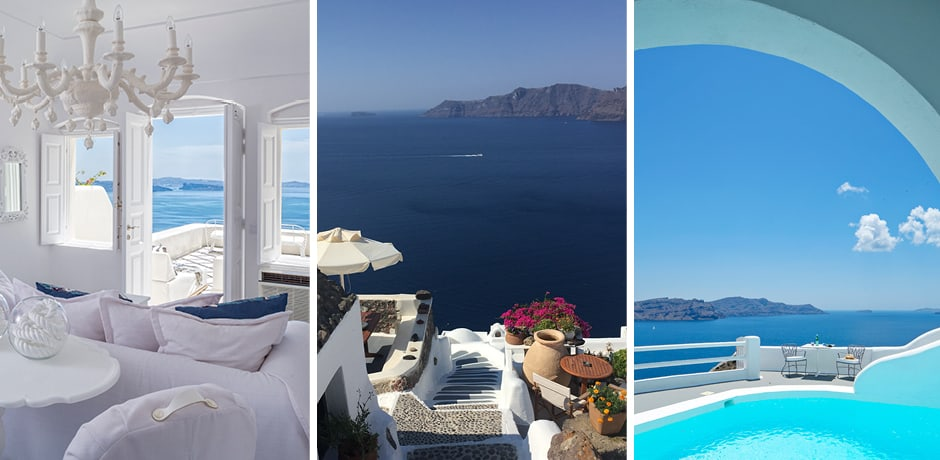 Indagare Matchmaker: What Are the Best Hotels in Santorini?