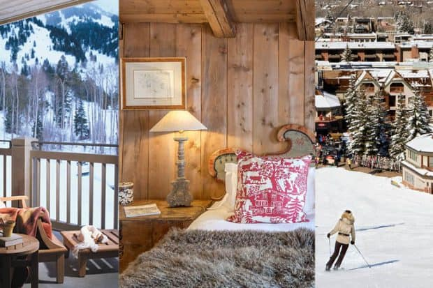 The Top 10: Ski Lodges