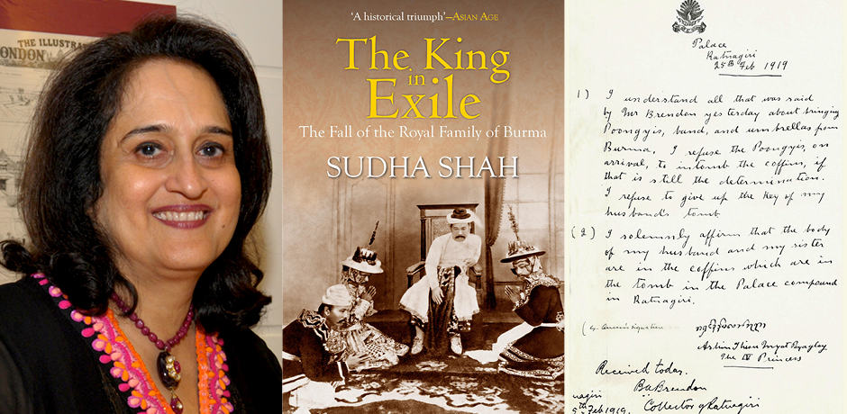 Q&A with author Sudha Shah