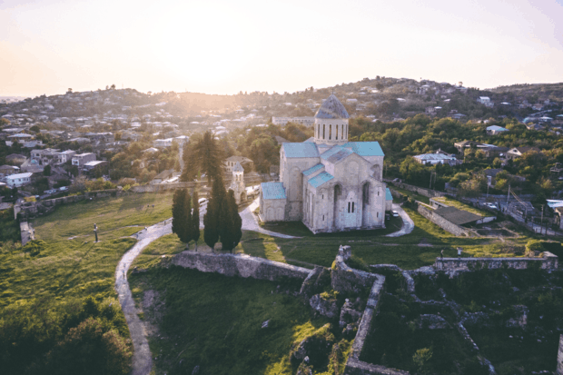 Bagrati Cathedral in Kutaisi, Georgia. Courtesy Tomáš Malík.