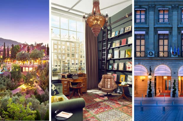 Indagare's Top 10 Most Booked Hotels of 2018