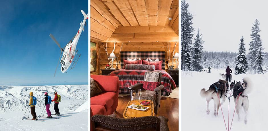 Gold-Medal Status: Our Favorite Hotels for Winter Sports